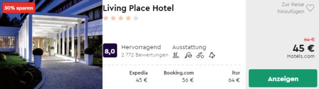 3 Tage Bologna Hotel