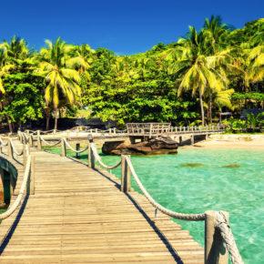 Frühbucher: Hin- und Rückflüge nach Bali für 407€