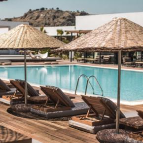 Frühbucher Kurzurlaub: 6 Tage Rhodos im TOP 5* Hotel mit Frühstück, Flug & Transfer nur 588€
