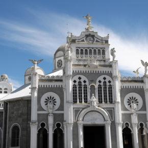 Costa Rica Cartago Basilika
