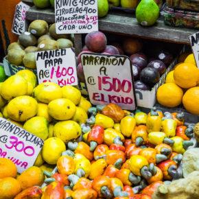 Costa Rica San Jose Farmers Market