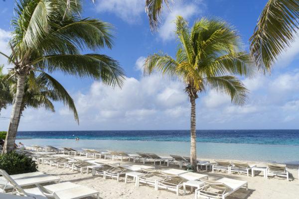 Curacao Jan Thiel Beach