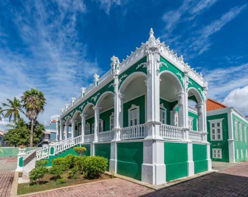 Curacao Willemstad Scharloo