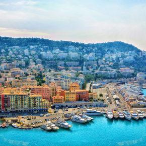 Côte d'Azur in Frankreich: Flüge nach Nizza nur 11€