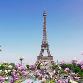 Kurztrip im Frühling: 3 Tage Paris mit Unterkunft & Flug nur 80€