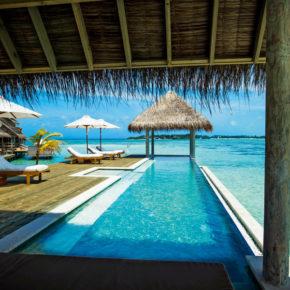 Bock auf Luxus? 8 Tage Malediven im TOP 6* Hotel mit Halbpension, Flug & Transfer um 3824€