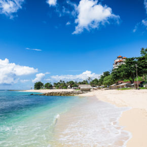 Traumhaftes Bali: 14 Tage im TOP 4* Hotel mit Infinity-Pool & Flug nur 502€