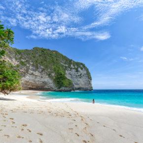 Indonesien Bali Nusa Penida Kelingking Beach
