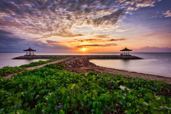 Indonesien Bali Sanur Beach