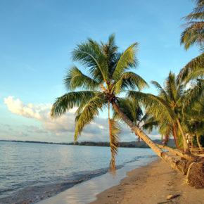 Indonesien Borneo Strand