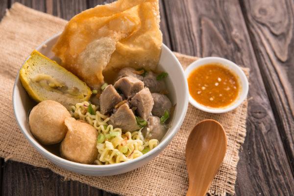 Indonesien Essen Bakso