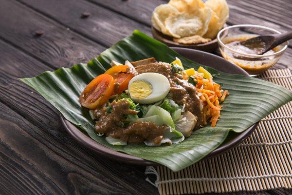 Indonesien Essen Gado Gado