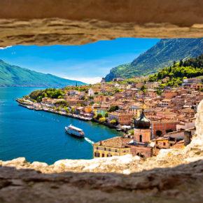 Wochenendtrip am Gardasee : 3 Tage im TOP 3* Hotel inkl. Frühstück nur 67€