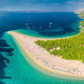 Wochenende in Kroatien: 4 Tage auf Brac im TOP 3* Hotel für 44€
