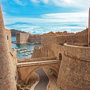 Langes Wochenende: 4 Tage im Sommer nach Dubrovnik mit Hotel & Flug nur 108€