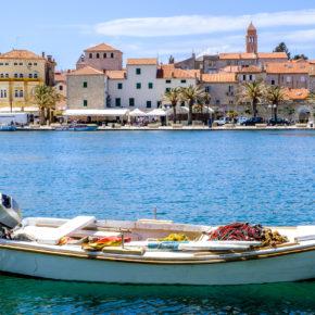 Mit dem Schiff die kroatischen Inseln erkunden: 8 Tage Kreuzfahrt mit Halbpension ab 299€