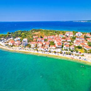 Glamping in Kroatien: 8 Tage im tollen Ferienhaus ab 148€ p.P.