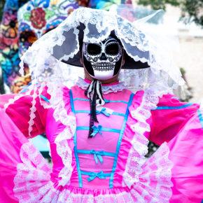 Día de Muertos: Hin- & Rückflüge nach Mexiko nur 341€