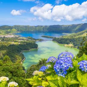 Bald ins PARADIES! Hin- & Rückflüge auf die Azoren nur 117€