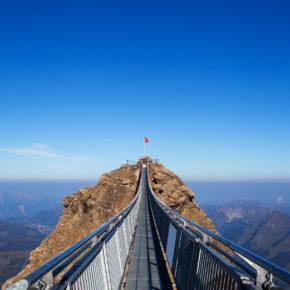 Wochenende: 3 Tage Schweiz nahe höchster Hängeseilbrücke mit Unterkunft & Frühstück nur 89€