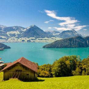 Wochenende in der Schweiz: 3 Tage mit 4* Hotel am Vierwaldstättersee nur 42€