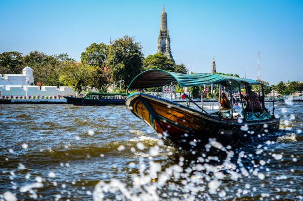 Thailand Bangkok Boot
