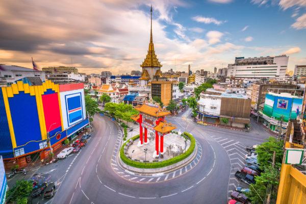 Thailand Bangkok Chinatown