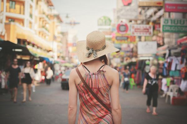 Thailand Bangkok Khao San