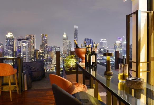 Thailand Bangkok Rooftop Bar