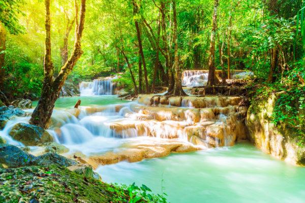Thailand Erawan Nationalpark