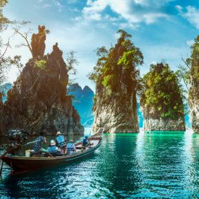 Thailand: 12 Tage auf Koh Phi Phi mit Unterkunft & Flug für 531€