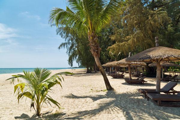 Thailand Koh Chang White Sand Beach
