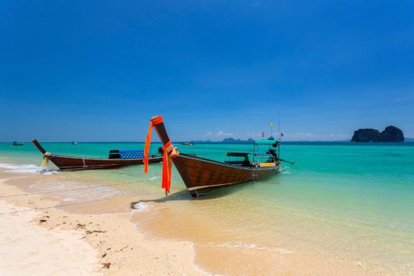 Thailand Koh Ngai Beach