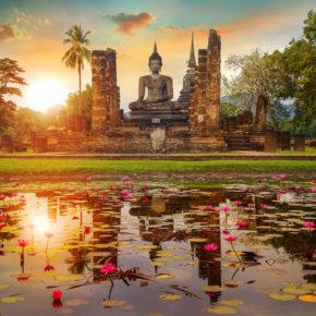 Sehenswürdigkeiten in Thailand: Die top Highlights auf einen Blick