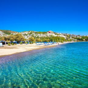 Türkei Angebot: 7 Tage Alanya im TOP 4* Hotel am Strand mit All Inclusive, Flug & Transfer um 363€