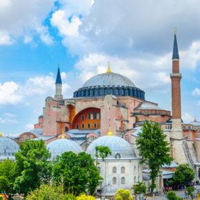 Langes Wochenende in Istanbul: 4 Tage mit zentralem 4* Hotel, Frühstück, Flug & Gepäck nur 188€
