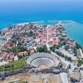 Türkei Lastminute: 7 Tage im 5* Hotel mit All Inclusive, Flug, Transfer & Zug nur 198€