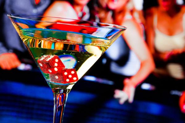 USA Las Vegas Drink Wuerfel