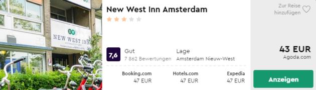 5 Tage Giethoorn Hotel
