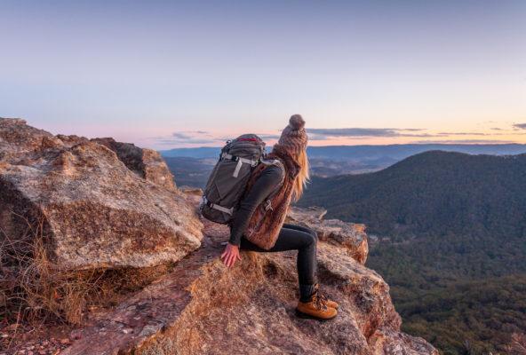 Australien Backpacking