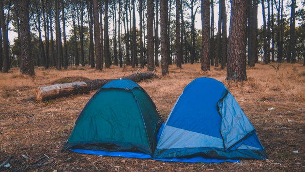 Australien Camping Zelte