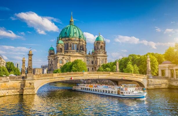 Berlin Berliner Dom Museumsinsel