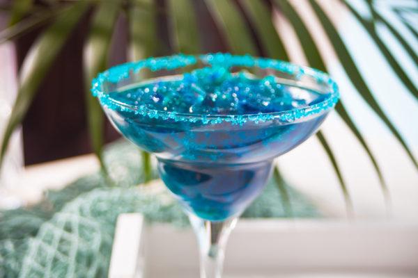 Curacao Likör Blue Curacao
