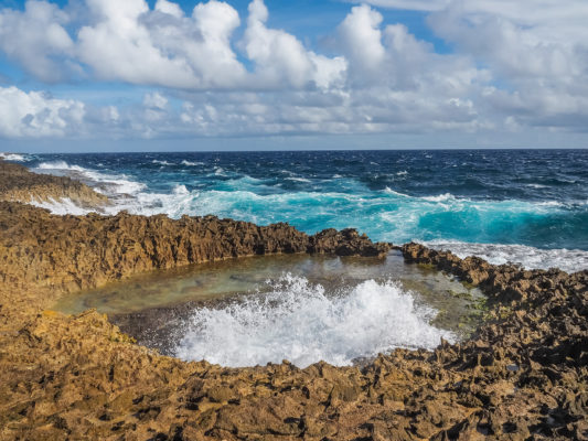 Curacao Watamula Hole
