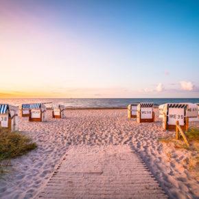 Strandhäuser Dänemark: Glamping direkt am Meer