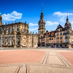 Dresden Residenzschloss Grünes Gewölbe