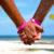 Gay Reisen Männer am Strand