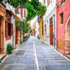 Griechenland Urlaub: 7 Tage Korfu im 4* Hotel mit All Inclusive & Flug nur 331€