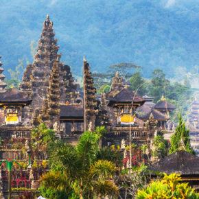 Sonne tanken in Indonesien: 7 Tage auf Bali mit TOP 3* Hotel, Frühstück & Flug um 495€