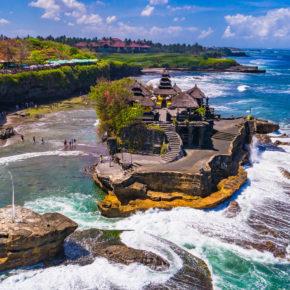 Ab nach Bali: 15 Tage mit 4* Hotel & Flug inkl. Gepäck um 517€